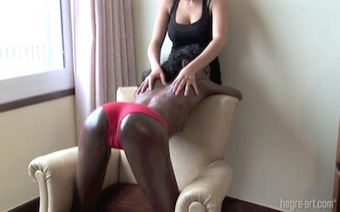 Valerie Massage video